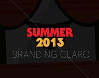 Summer Claro 2013