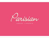 Parisian Lingerie Shop