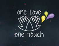 SAMSUNG ONE LOVE ONE TOUCH - WEBSITE