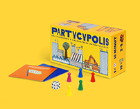 Partycypolis / BOARD GAME