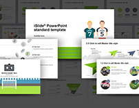 PowerPoint template- World Cup 2018