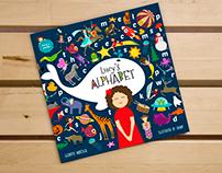 Lucy's Alphabet, children's book