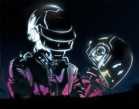 Daft Punk serie (2010)