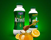 Activia Packing Project