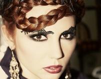 Photoshoot for AM Magazine :Pracht en Praal uit Rusland