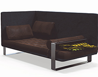 BONNIE COLLECTION - DB01 DAYBED