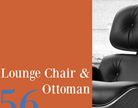 Eames '56 Lounge Chair & Ottoman Story