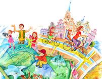 Mamas&Papas Magazine, Travel with children