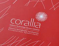 Corallia Brand & Identity