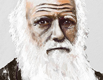 Darwin - great man