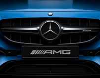 Mercedes-Benz AMG E63 2018 CGI Part 1
