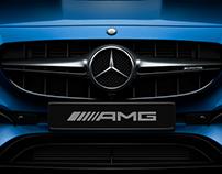 Mercedes-Benz AMG E63 2018 CGI Part 1