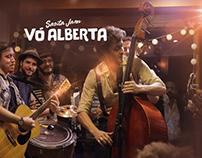 Santa Jam Vó Alberta