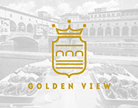 GOLDEN VIEW (Logo contest)