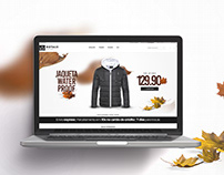Home Completa para Ecommerce - Banners - RoyaleWear