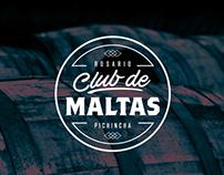Club de Maltas - Identidad y Branding