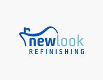 New Look Refinishing Logo