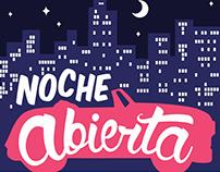 Noche Abierta (Grease Lightning)