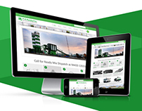 PR Readymix Concrete Pvt.Ltd  - Webdesign & Development