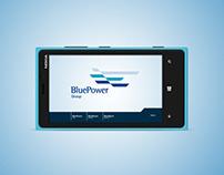 Blue Power Group / Web Site