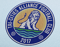 Tri-Cities Alliance FC - Official Crest Rebrand