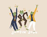 Jumping Java