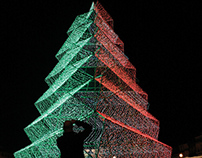Christmas city lights | Iluminação de Natal | Braga