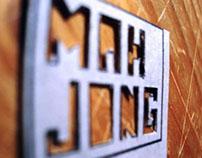 Cardboard Mahjong