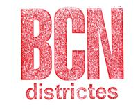 BCN Districtes