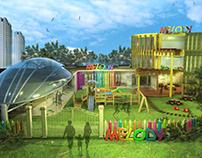 Kindergarden Design (Eco-Design)