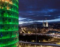 Torre Agbar | Barcelona