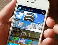 biodabulsam iOS App UI/UX Design