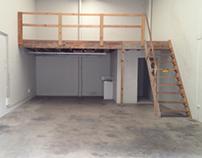 Studio Build 2012/13 - Part 1
