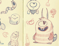 Sketches Monsters