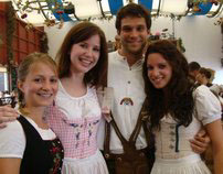 A Guy's Weekend at Oktoberfest in Munich