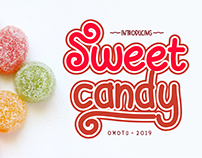 Sweet Candy Fun Font