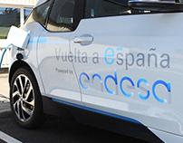 Vuelta a España en Vehículo Eléctrico Endesa