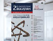 Havelsan İş Ekosistemi Buluştayı & Seminer