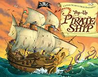 Pop-Up Pirate Ship