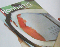 Bonhams brand communications