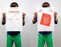 Transpire: The Exhibition — Poster