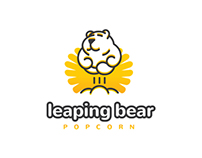 Leaping Bear