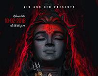 Mere Bhole Baba - Poster Design (Pardhaan)