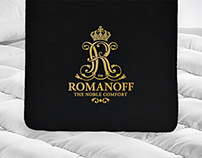 Luxury Identity. Romanoff -  bedding and mattresses