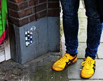 Streetart- Amsterdam