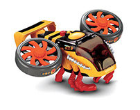 Fisher Price Sky Racers Hornet Copter