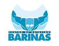 Diseño de Logotipo para Centro de natación BARINAS.