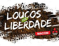 Macom - Loucos por Liberdade