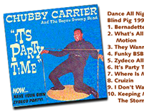 Grammy Winner Chubby Carrier w/ Net-Step Media