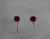 true blood - minimalism